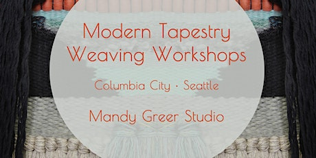 Modern Tapestry Weaving Workshops tickets