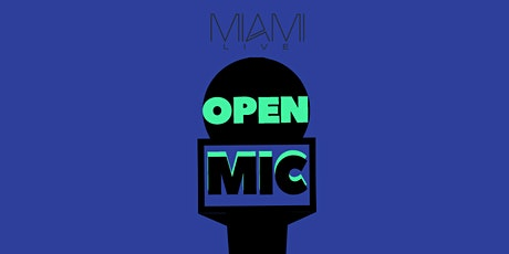 Miami LIVE Open Mic 8/22/20 - DJ Killa K tickets