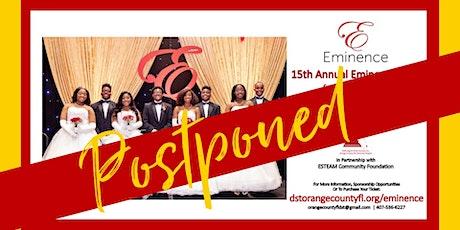 15th Annual Eminence Gala tickets