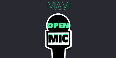 Miami LIVE Open Mic 8/8/20 - DJ Killa K tickets