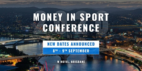 Money In Sport Conference tickets