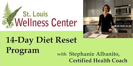 14 Day Diet Reset Program tickets
