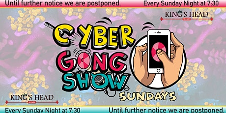 Cyber Gong Show Sunday tickets