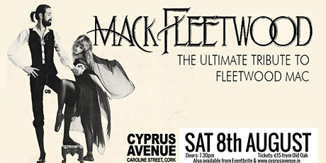 Mack Fleetwood  - the ultimate tribute to Fleetwood Mac tickets
