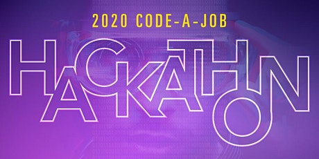 Second Online Code-a-job Hackathon tickets
