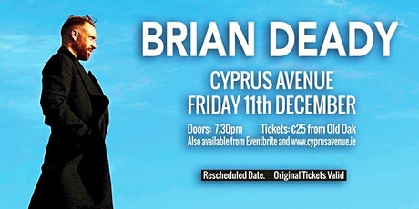 Brian Deady tickets