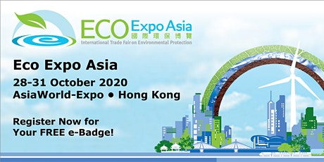 Eco Expo Asia tickets