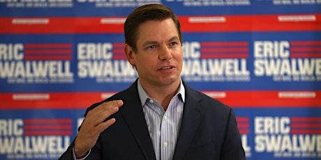 Congress's Response to the Coronavirus w/ Congressman Eric Swalwell tickets