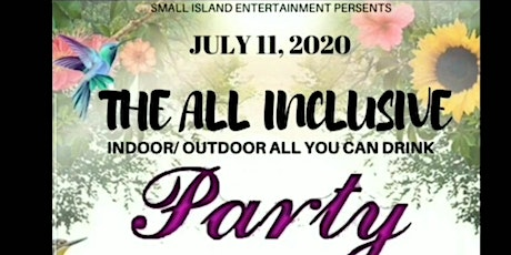 ALL INCLUSIVE PARTY tickets