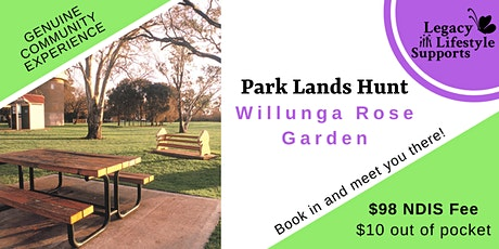 Scavenger Hunt - Willunga Rose Garden tickets