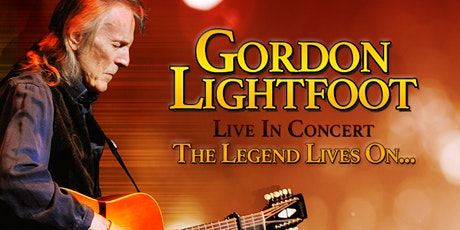 Gordon Lightfoot -Danny Zelisko Presents /One Eleven Productions tickets
