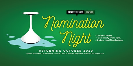 Nomination Night 2020 tickets