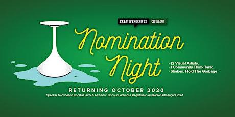 Nomination Night 2020 tickets