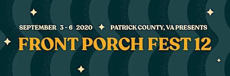 Front Porch Fest 12 tickets