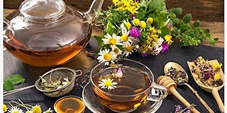 Free Organic Herbal Tea tasting - better health & wellness ! tickets