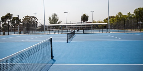 Riverside Tennis Courts - 1 hour hire - 20  March to 31 March 2020 tickets