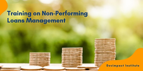 Training on Non-Performing Loans Management tickets