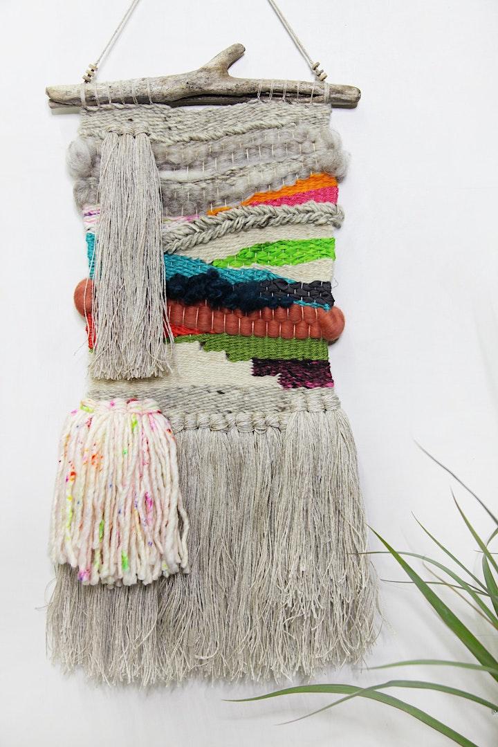 Modern Tapestry Weaving Workshops image