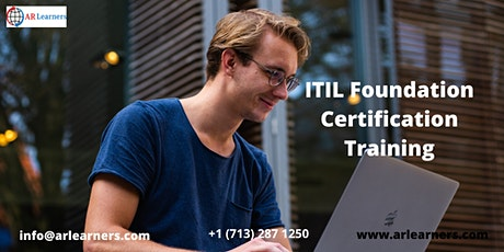 ITIL Foundation Certification Training Course In Arlington, VA,USA tickets