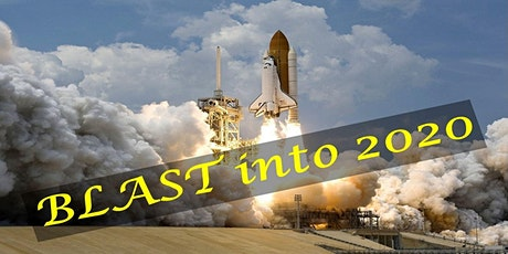 3 Simple Steps To Blast Past 2020 To  Success tickets