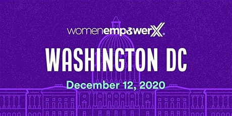 Women Empower X Washington D.C. 2020 (wee) tickets