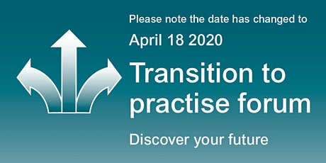 Transition to Practise Online Forum tickets