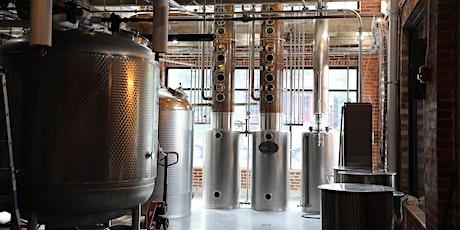Western Reserve Distillers Hand Sanitizer Batch Release tickets