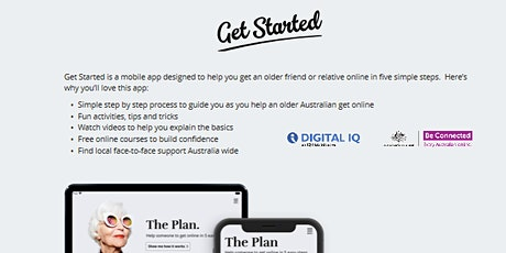 Digital IQ Get Started app and intro to support tickets