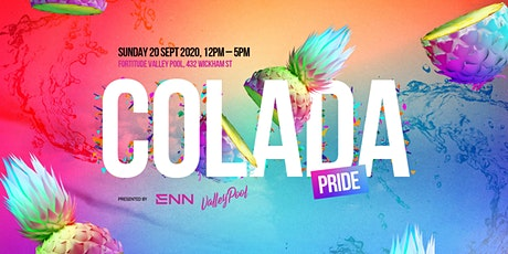 COLADA: Pride tickets