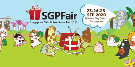 Singapore Gifts & Premiums Fair (SGPFair) 2020 tickets