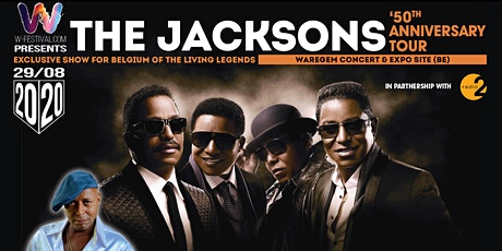The Jacksons in Concert tickets
