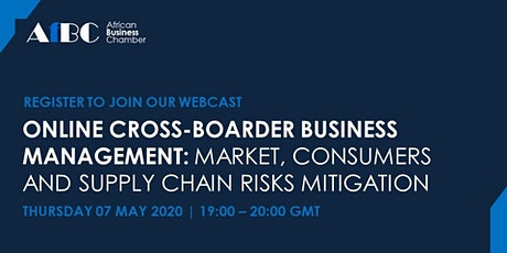 Cross-Boarder Business Management: Market, Consumers and Supply Chain Risks tickets