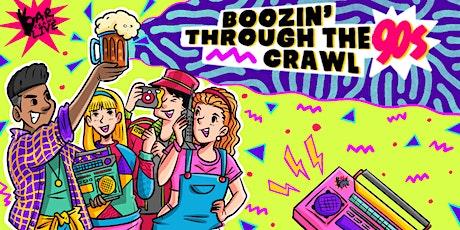 Boozin' Through The 90s Bar Crawl | Boston, MA - Bar Crawl Live tickets