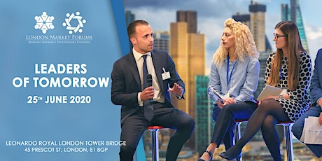 LONDON INSURANCE MARKET - Leaders of Tomorrow Conference tickets