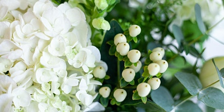 Seasonal Hand-Tied Bouquet Workshop tickets