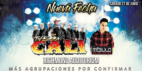 Baile (Nueva Fecha) | Richmond Auditorium tickets