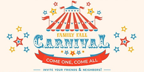 FAMILY FALL CARNIVAL tickets