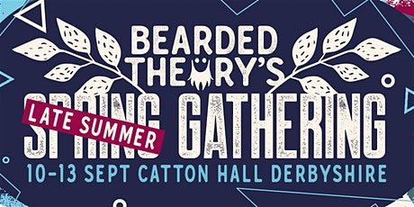 Bearded Theory Spring Gathering - Boutique Sanctuary Bell Tents tickets