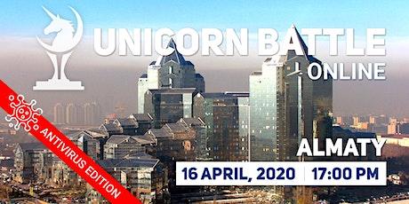 Unicorn Battle in Almaty tickets