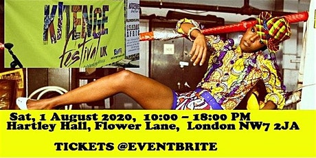 8th Kitenge Festival UK 2020 tickets