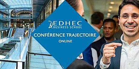 Conférence trajectoire Lille : EMBA, quel impact sur ma carrière ? billets