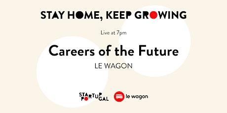 Careers in Tech by Le Wagon [Webinar] bilhetes
