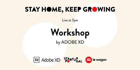 Design is better together, even when you're apart by Adobe XD [Webinar] tickets