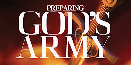 """Preparing God's Army """"Boot Camp"""" tickets"""