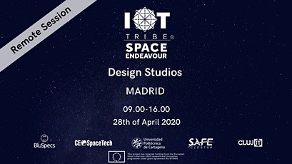 IoT Tribe Space Endeavour -  Design Studios Madrid tickets