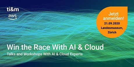 Win the race with AI & Cloud Tickets