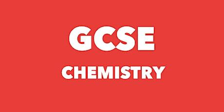 Online GCSE Chemistry Lessons - Teacher - Private Tutor tickets