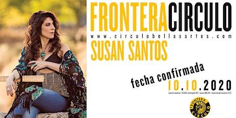 FRONTERA CÍRCULO - SUSAN SANTOS entradas