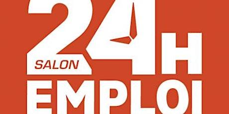 24H pour l'Emploi et la Formation - Alençon 2020 billets