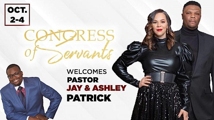Congress of Servants  Virtual Conference 2020 image